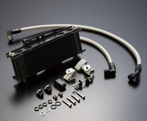 ACTIVE アクティブ ストレートオイルクーラーキット Z1 Z1000MKII Z2 Z750FX-I