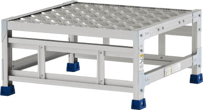 TRUSCO トラスコ中山 工業用品 アルインコ 作業台 金具SUS仕様