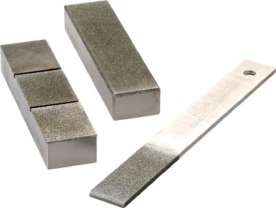 TRUSCO トラスコ中山 工業用品 ミニモ 電着ダイヤモンドドレッサー 平3粒度タイプ