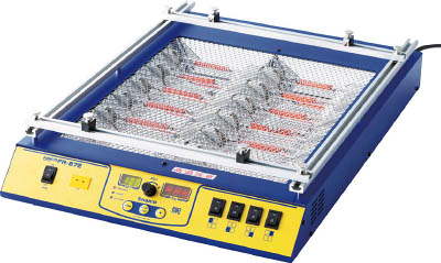 TRUSCO トラスコ中山 工業用品 白光 ハッコーFR-872 / 100V 2極接地型