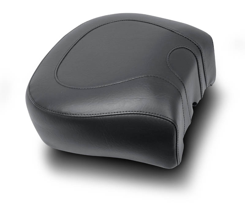 MUSTANG マスタング ツーリングワイドロングリアシート (Wide Touring Recessed Rear Seat) Sportster 82-03
