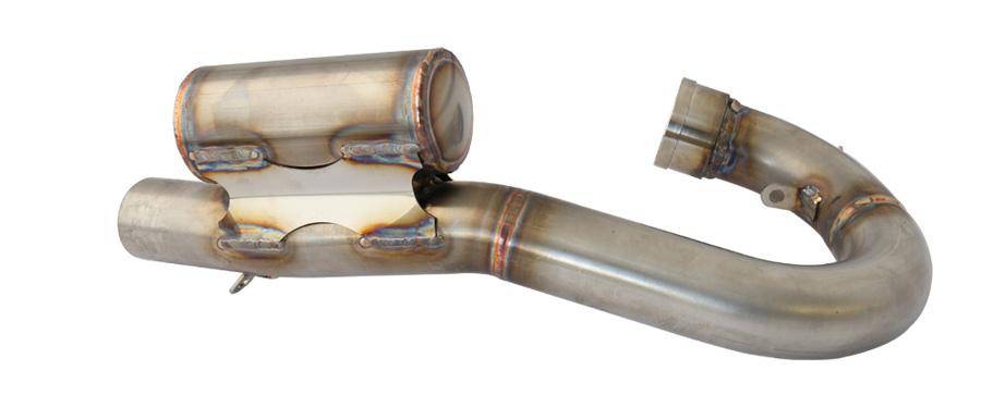 ATHENA アテナ フルエキゾーストマフラー レーシングエキゾースト EXC-F250 11-13、SX-F250 11-12