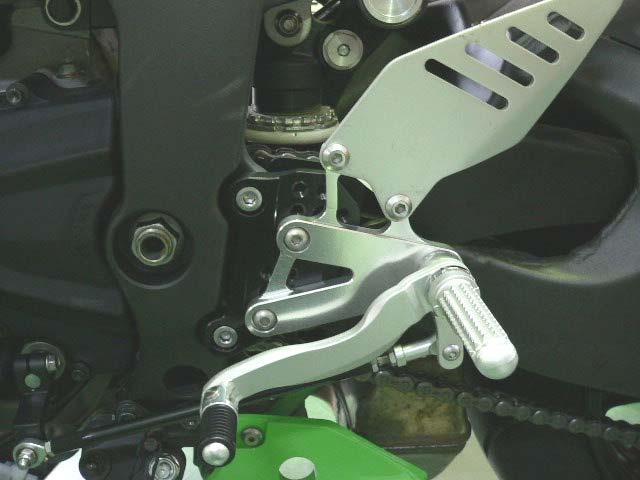 BEET ビート ハイパーバンク バックステップ タイプ:固定式 ZX-6R NINJA [ニンジャ]