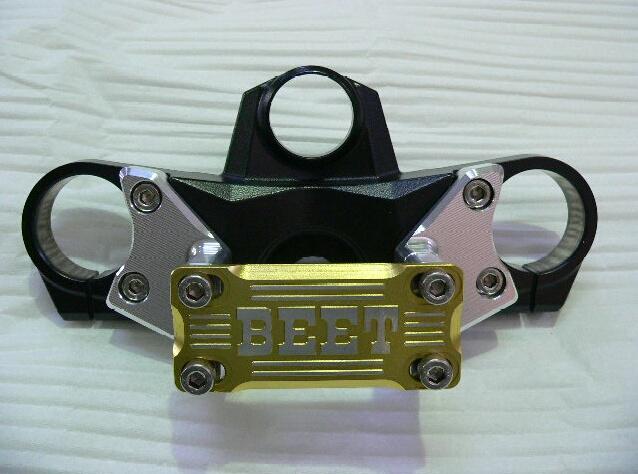 BEET ビート ハンドルポスト バーハンドルクランプキット ZZR1400 (ZX-14)