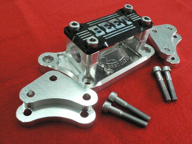 BEET ビート ハンドルキット バーハンドルコンバージョンキット カラー:ブラック 1400GTR