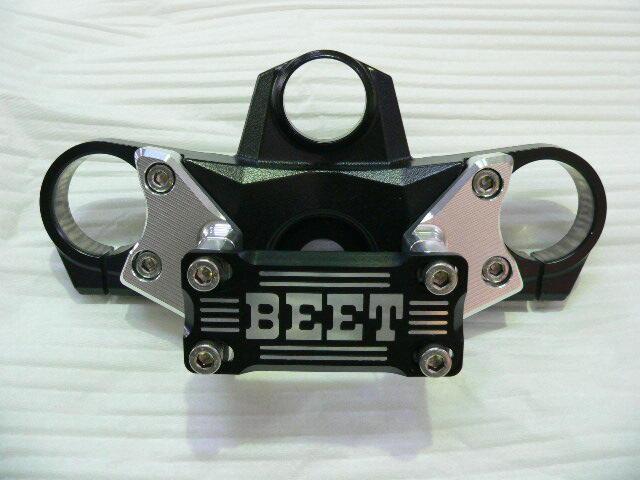 BEET ビート ハンドルポスト バーハンドルクランプキット ブレース無し ZX-14R