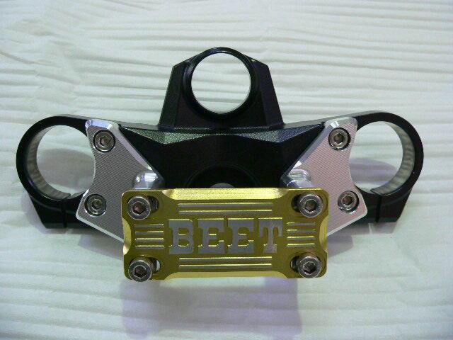 BEET ビート ハンドルポスト バーハンドルクランプキット ZX-14R