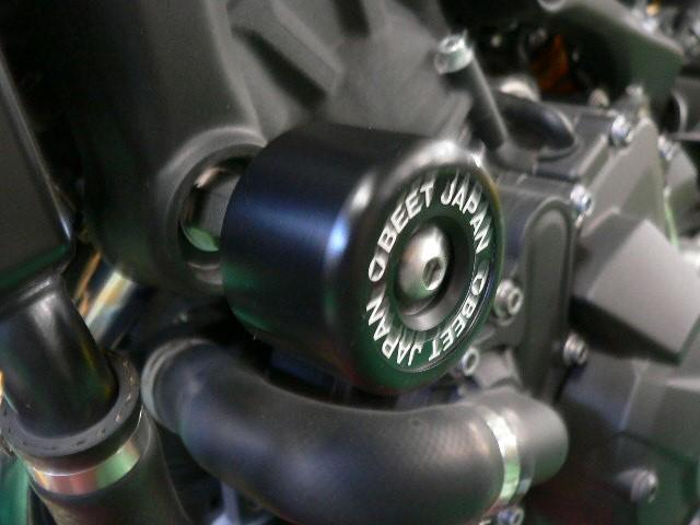 BEET ビート ガード・スライダー マシンプロテクター MT-09