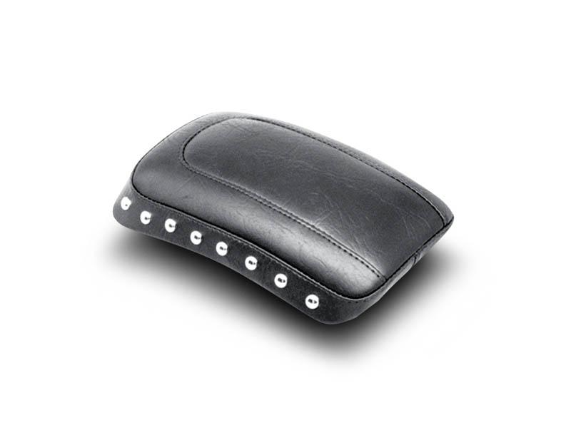 MUSTANG マスタング シート本体 薄スタッド リアシート (Thin Studded Rear Seat)【SEAT REAR THIN 8-17 FLST [0802-0480]】