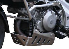 EUROPE IMPORT GOODS ヨーロッパ輸入商品 その他エンジンパーツ engine guard【ヨーロッパ直輸入品】 Color:Silver