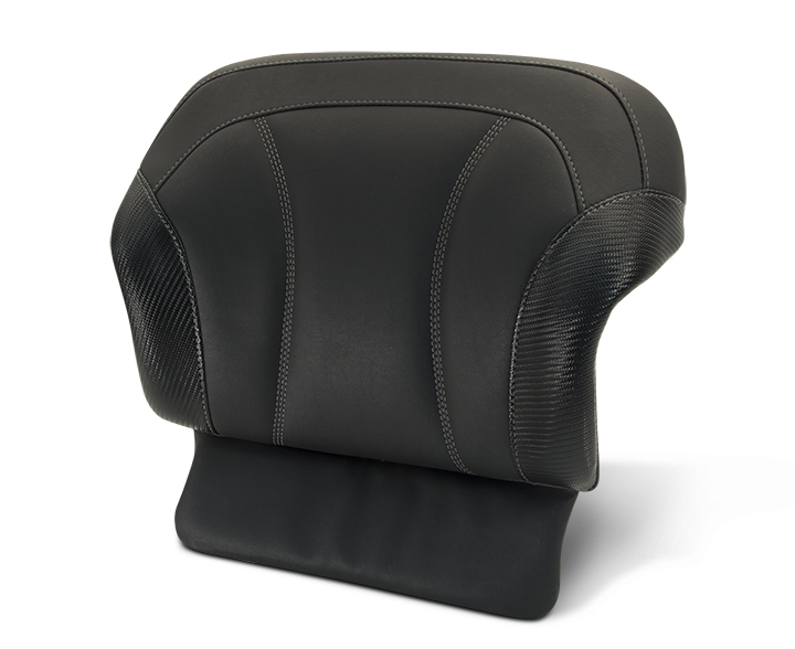 MUSTANG マスタング バックレスト・グラブバー トランクマウントタンデムバックレスト (Trunk-mounted Passenger Backrest)【BACKREST PASSNGR SPYDER [0822-0263]】