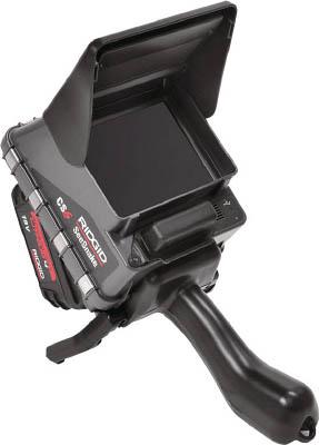 TRUSCO トラスコ中山 工業用品 リジッド カラーモニター CS6