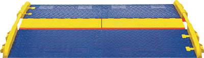 TRUSCO トラスコ中山 工業用品 CHECKERS ランプ ラインバッカー ケーブルプロテクタ 中重量型電線5本用