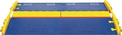 TRUSCO トラスコ中山 工業用品 CHECKERS ランプ ラインバッカー ケーブルプロテクタ 重量型電線5本用