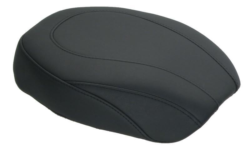 MUSTANG マスタング シート本体 TRIPPER(TM) ワイドリアシート (Wide Tripper(TM) Rear Seat)【SEAT REAR WDTRIPR 6-17DYN [0803-0392]】 カラー:Black