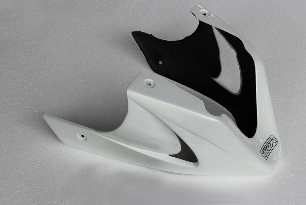 TYGA PERFORMANCE タイガパフォーマンス アンダーカウル (GRP) カラー:ホワイト MSX125 グロム