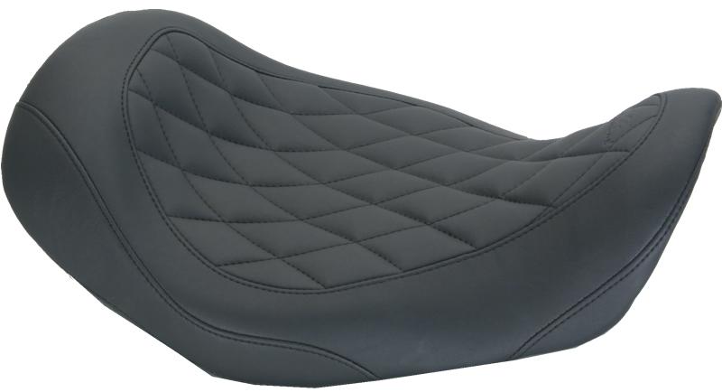 TRIPPER(TM) ワイドソロシート ダイヤモンドパターンステッチ付き (Wide Tripper(TM) Solo with Diamond Stitch Pattern)【SEAT WDTRP DIMND SOLO DYN [0803-0395]】