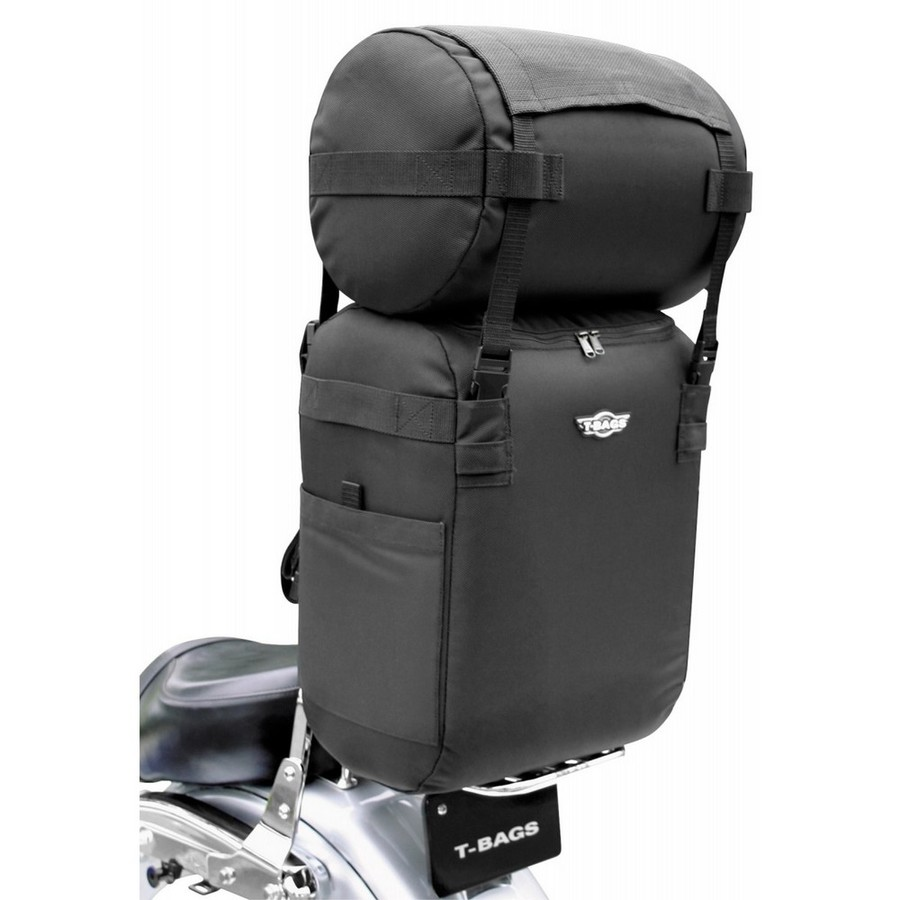 T-BAGS Tバッグス シートバッグ UNIVERSAL ORIGINAL SOFT LUGGAGE with TOP NET&TOP ROLL