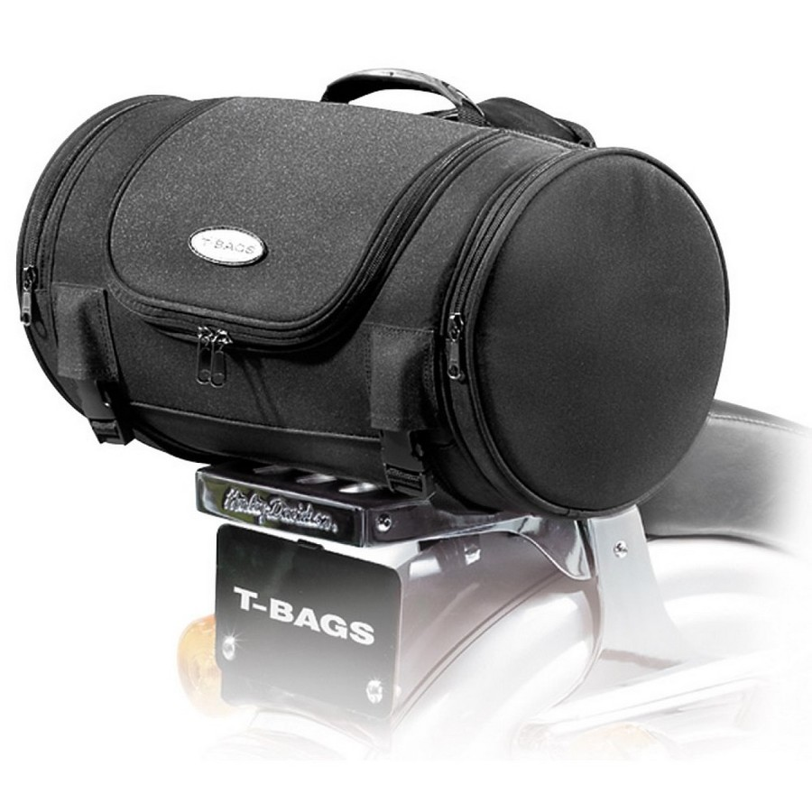 T-BAGS Tバッグス サドルバッグ・サイドバッグ ROUTE 66 SADDLE ROLL with VINYL LINER