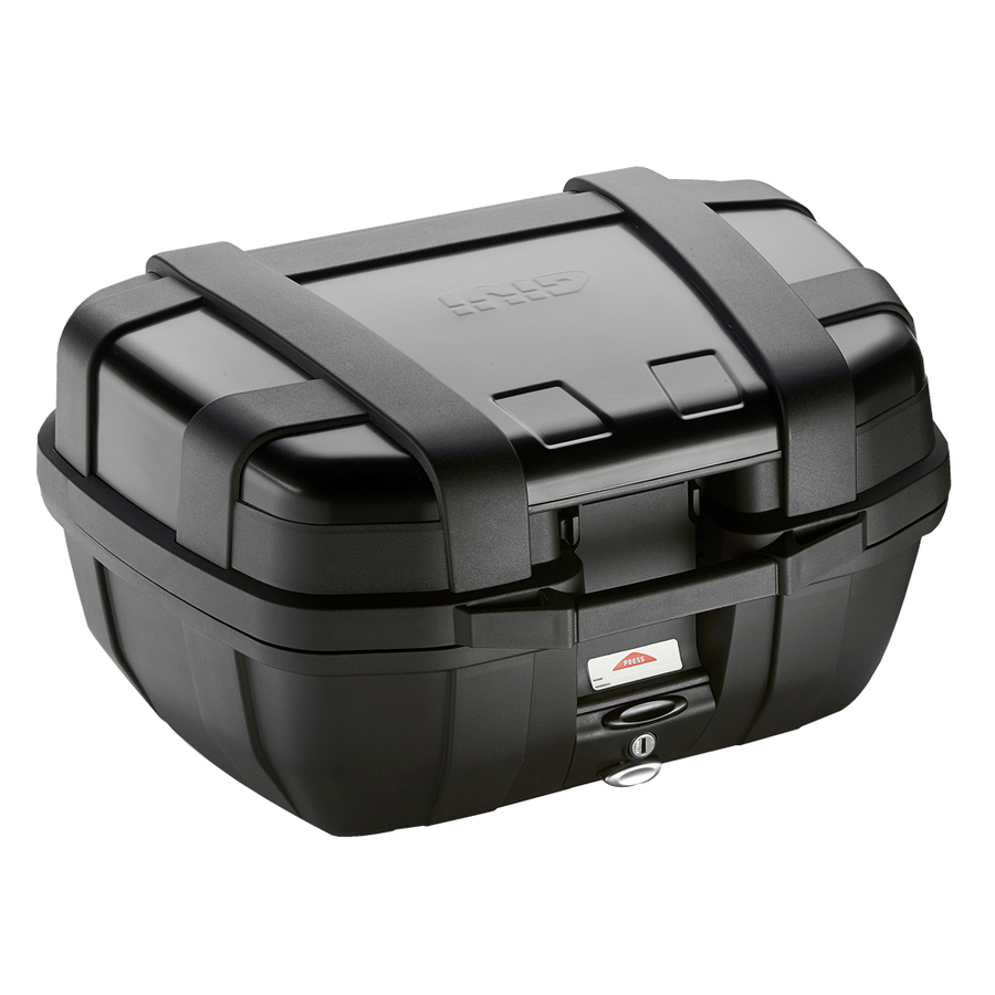 【在庫あり】GIVI ジビ トップケース・テールボックス モノキーケース TREKKER [トレッカー] シリーズ カラー:ブラックライン [TRK52B]