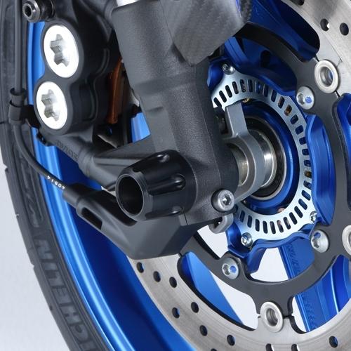 【イベント開催中!】 YAMAHA ヤマハ ワイズギア ガード・スライダー フロントアスクルプロテクター MT-09 MT-09 トレーサー XSR900
