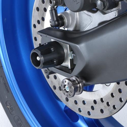 【イベント開催中!】 YAMAHA ヤマハ ワイズギア ガード・スライダー リアアスクルプロテクター MT-09 MT-09 トレーサー XSR900