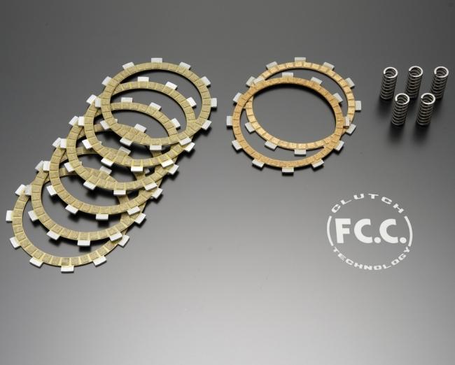 ADVANTAGE アドバンテージ FCC トラクション コントロール クラッチキット SRX400 SRX600