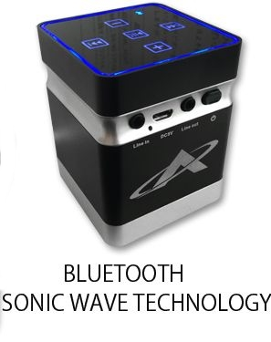 ガッツクローム GUTSCHROME R&U PRODUCTS ANTIGRAVITY THUMP BOX スピーカー