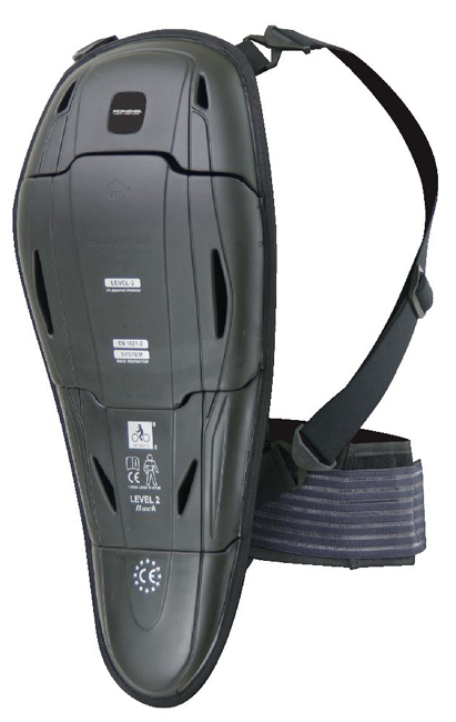 KOMINE コミネ 脊椎プロテクター・バックプロテクター SK-681 エクストリームバックガード CEレベル2