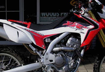 XR'S ONLY エックスアールズオンリー AL BAKERS XRS ONLY TANK GRAPHICS (タンクグラフィックス) CRF250L