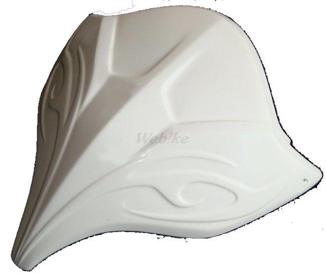 Clover クローバー スクーター外装 フロントフェイス タイプ3 FORZA [フォルツァ] (MF08) 前期/後期