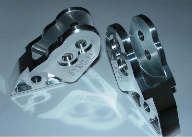 NA Metal Craft エヌエーメタルクラフト 車高調整関係 リヤサスペンション レイダウンKIT カラー:ブラックアルマイト ZRX1200 R