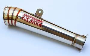 【送料無料】マフラー K2TEC ケイツーテック gpm20-75b  K2TEC ケイツーテック バッフル・消音装置 GPスタイル メガホンサイレンサー 200・70/50.8 バンド止めタイプ