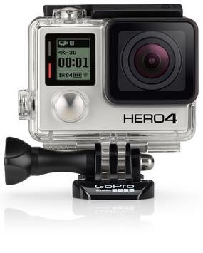 ゴープロ オンボードカメラ GoPro HERO4 ブラック アドベンチャー
