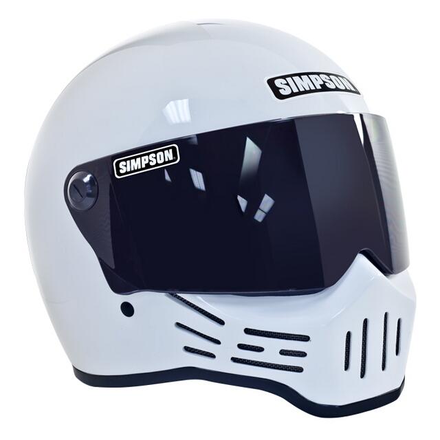 SIMPSON NORIX シンプソンノリックス フルフェイスヘルメット M30ヘルメット サイズ:58cm (7-1/4)