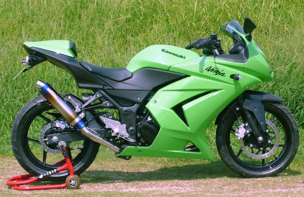SANSEI RACING サンセイレーシング ZNIC [ジニック] スリップオンマフラー Ninja250R [EX250K]