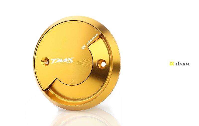 LIXUN リクスン エンジンカバー カラー:Gold TMAX530