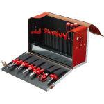 TRUSCO トラスコ中山 工業用品 バーコ 1000V絶縁工具セット 19点セット