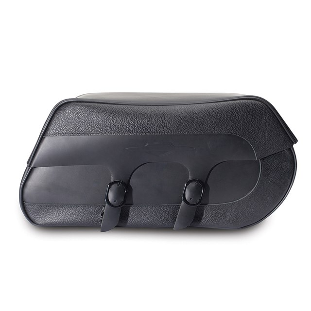 US SUZUKI 北米スズキ純正アクセサリー レザーサドルバッグ (Leather Saddlebags)