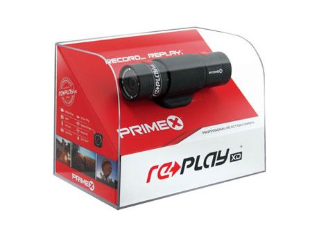 MOTO禅 モトゼン Replay XD Prime X オンボードビデオカメラシステム Wi-fi