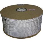 TRUSCO トラスコ中山 工業用品 ユタカ ナイロン3ツ打ロープドラム巻 9φ×150m
