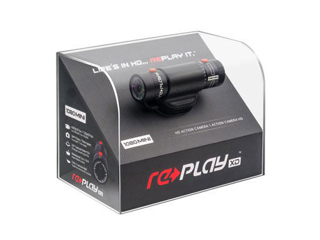 MOTO禅 モトゼン アクションカメラ Replay XD1080Mini オンボードビデオカメラシステム