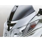 【イベント開催中!】 KAWASAKI カワサキ スクーター外装 メッキレッグシールドカバー エプシロン250