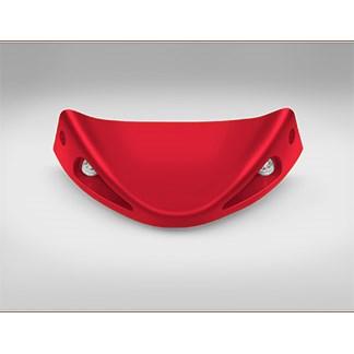 US HONDA 北米ホンダ純正アクセサリー その他外装関連パーツ フロントスポイラー(レッド) (Front Spoiler (Red)) FURY 2013 FURY ABS 2013