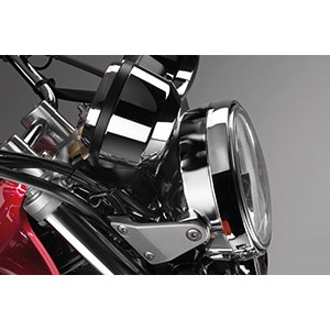US HONDA 北米ホンダ純正アクセサリー ヘッドライト本体・ライトリム/ケース ヘッドライト ケースキット (Headlight Case KIT) CB1100 2013 CB1100 ABS 2013