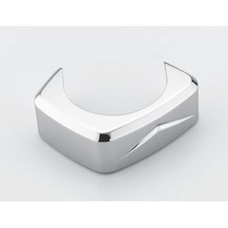 US HONDA 北米ホンダ純正アクセサリー その他外装関連パーツ クローム ビレットドライブシャフトボルトカバー (Chrome Billet Driveshaft Bolt Cover) タイプ:V Design