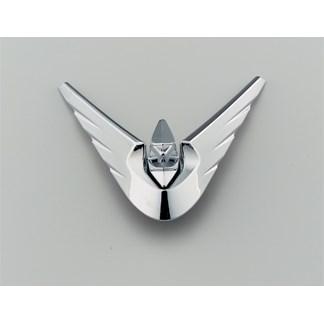 US HONDA 北米ホンダ純正アクセサリー その他外装関連パーツ クローム GL アイコンフェンダーオーナメント (Chrome GL Icon Fender Ornament)