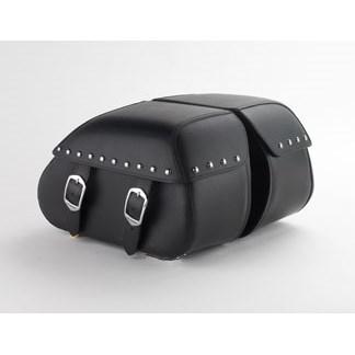 US HONDA 北米ホンダ純正アクセサリー 合成サドルバッグ18L (Synthetic Leather Saddlebags 18L)