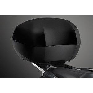 US HONDA 北米ホンダ純正アクセサリー カラーマッチリアトランク(ブラック) (Color-Matched Rear Trunk (Black)) VFR1200F VFR1200F DCT 2013