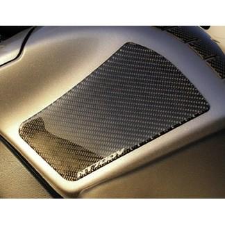 【イベント開催中!】 US HONDA 北米ホンダ純正アクセサリー タンクパッド カーボンファイバー ニーパッド (Carbon Fiber Knee Pad) NT700V 2010 NT700V ABS 2010 NT700V ABS 2011